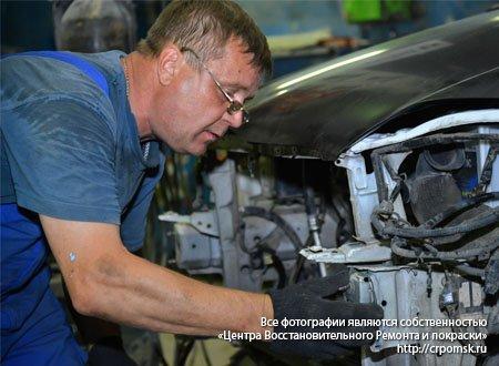 Безупречный кузовной ремонт
